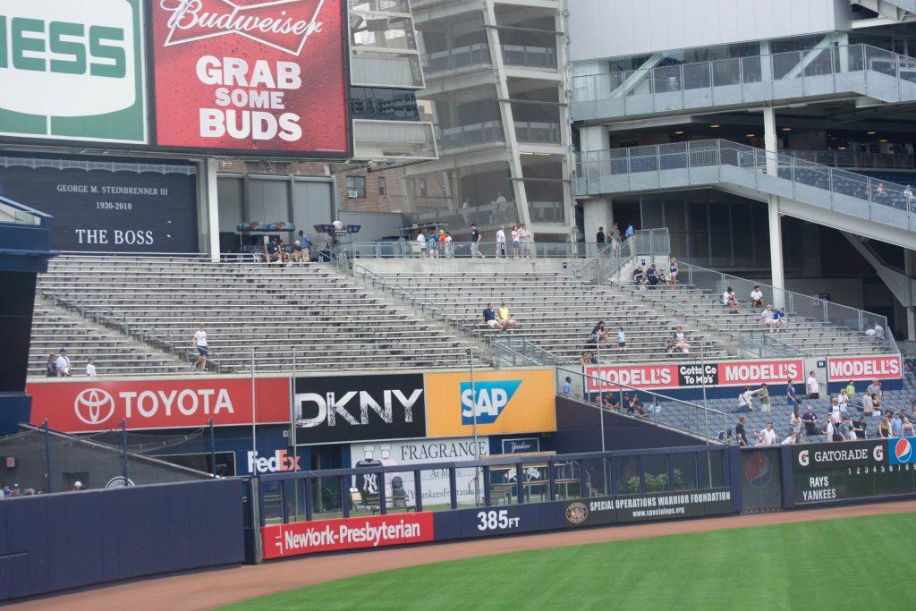 Bleachers: Cheap Tickets at Yankee Stadium