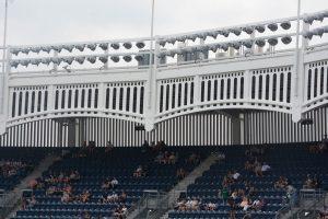 Yankee Stadium Sun Protection