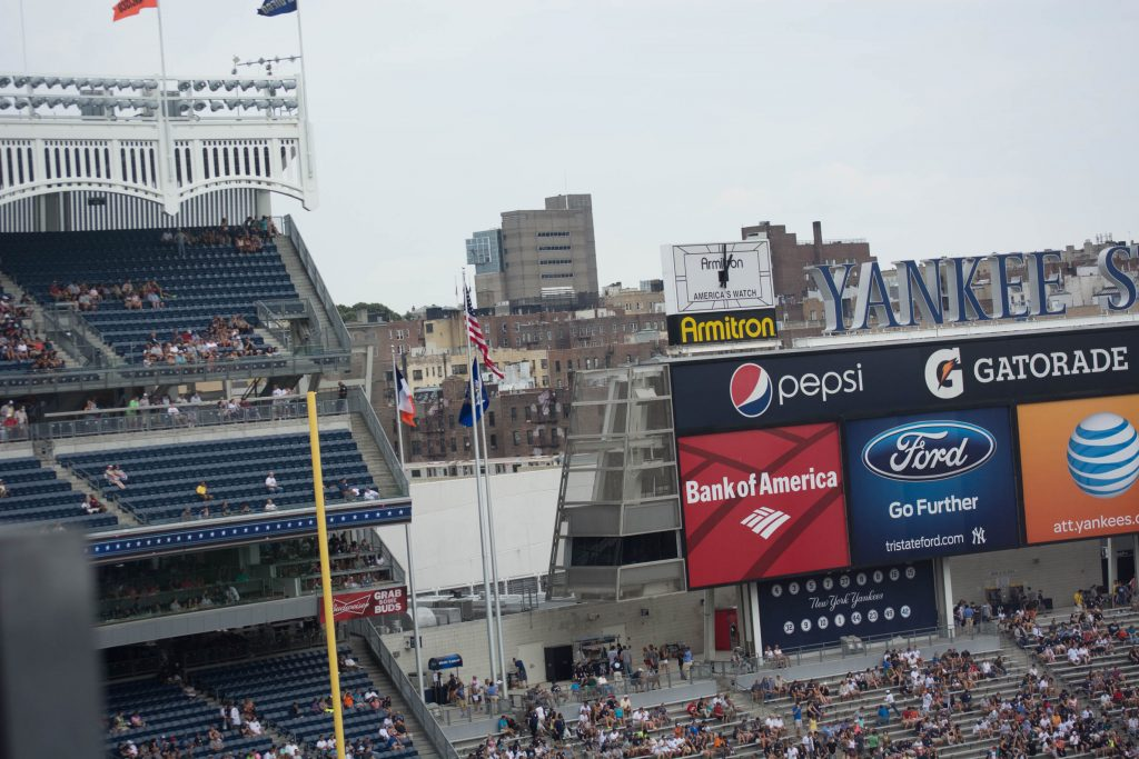 Cheapest Seats for Yankees Games