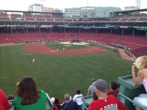 Best Seats for Boston Red Sox Game: View from the Green Monster