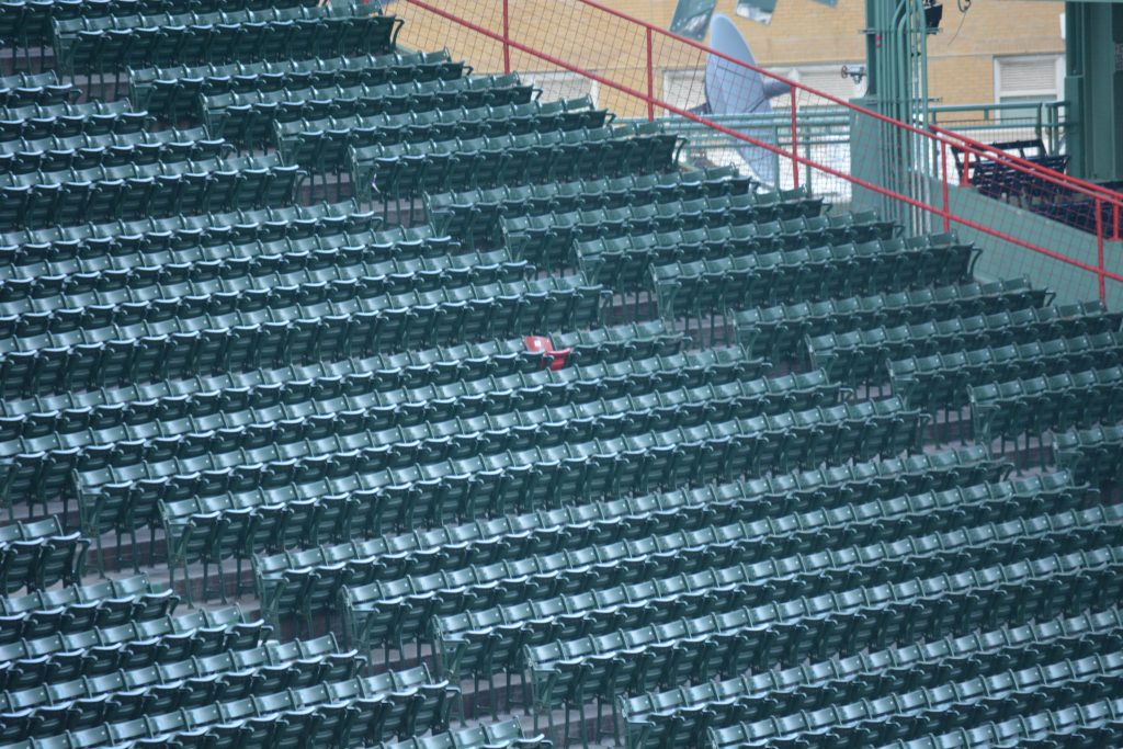 No Fenway Park Guide would be complete if it didn't discuss the red seat!