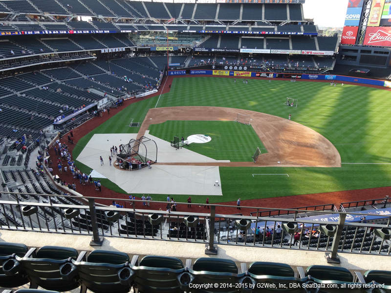 Citi Field Section 409 Seat View