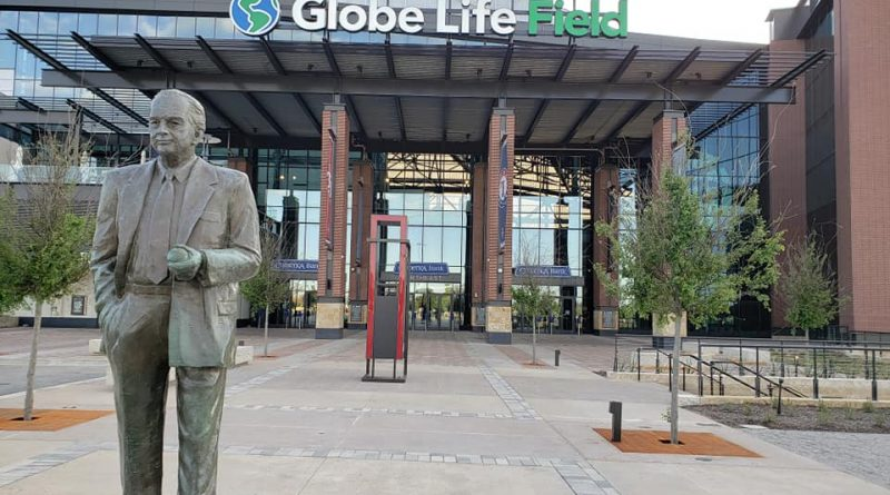 Globe Life Field Seating Guide