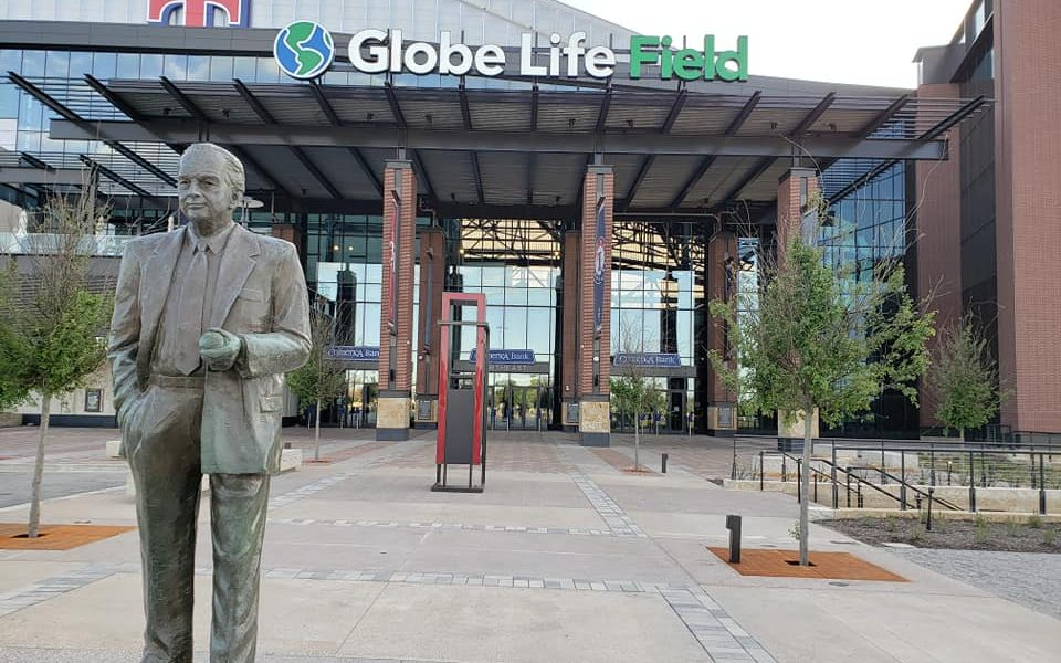 Globe Life Field Guide for Visitors