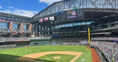 Best Seats for Texas Rangers at Globe Life Field